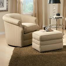 Accent Chairs And Ottomans Barrel Chair And Ottoman Smith Brothers Accent Chairs And Ottomans