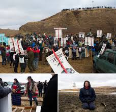 thanksgiving custom at standing rock protesters observe a peaceful thanksgiving the