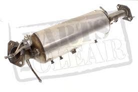 New Honda Crv Diesel Honda Cr V Crv 2 2 Cdti Dpf Diesel Particulate Filter Soot 18160