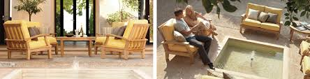 collection gloster furniture teak patio furniture