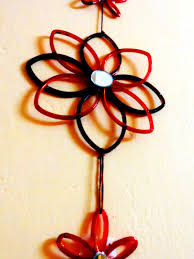 bangle craft wall hanging