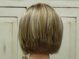 diy cutting a stacked haircut stacked bob hairstyles back view beautiful short stacked