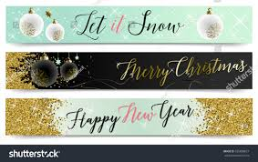 new year social media banners stock vector 535838827