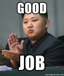 Clapping Meme - good job kim jong un clapping meme generator