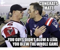 Nfl Meme - congrats matl pa memes you guys didntblow a lead you blew thewhole