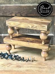 rustic wood rustic wood table riser rhen ovations
