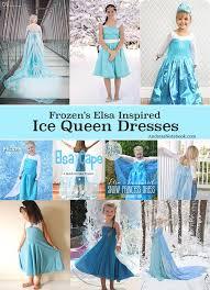 Queen Elsa Halloween Costume 307 Diy Costume Tutorials Patterns Halloween Costumes