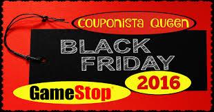gamestop black friday ad 2016 couponista saving