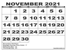 2021 calendar style 6 free printable calendars