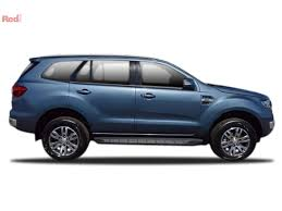2016 Ford Everest 2016 Ford Everest Trend Ua Trend Wagon 7st 5dr Spts Auto 6sp 4wd 3 2dt