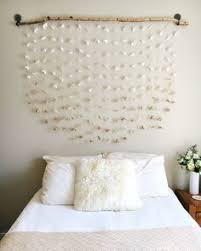 DIY Flower Wall  Headboard  Home Decor Wall Headboard - Flower designs for bedroom walls