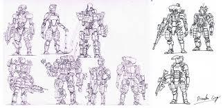 2014 robot sketches by brand 194 on deviantart
