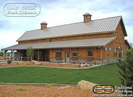 Cool Pole Barns Western Sand Creek Post U0026 Beam Traditional Wood Barns U2026 Flickr