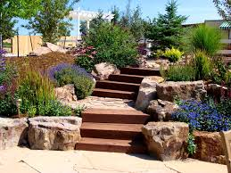 bedroom marvelous natural stone stairs landscaping home garden