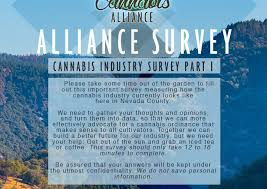 anyone in nevada county looking to build an affordable cabin sized alliance industry survey part 1 nevada county cannabis alliance