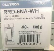 Rrd Help Desk Lutron Rrd Ebay