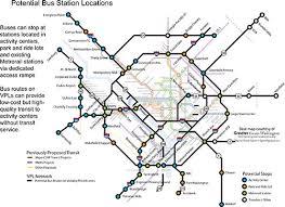 washington dc trolley map tpb vpl brt a ok greater greater washington