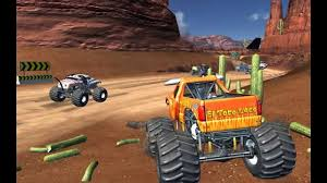 monster truck racing games free online monster jam game 2007 soundtrack let it in by sasquatch youtube