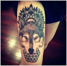 amazing wolf sleeve photos design idea for and