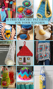 8 free thanksgiving crochet patterns with crochet memories