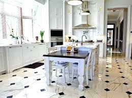tiles black and white kitchen floor tile ideas view in gallery