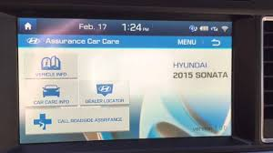 100 hyundai sonata owner manual used certified one owner