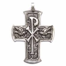 pectoral crosses for sale pectoral cross made of silver 800 chi rho online sales on