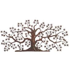 dr livingstone iron tole tree wall dlw526rust
