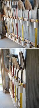 Diy Garden Tool Storage Ideas 20 Easy Storage Ideas For Small Spaces Garden Tool Storage Tool