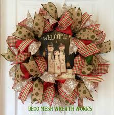 How To Decorate A Christmas Wreath 339 Best Christmas Images On Pinterest Christmas Ideas