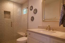 guest bathroom remodel beyond the master bath a traditional look for a guest and jack