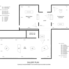calisphere exhibition floor plan technology and environment the