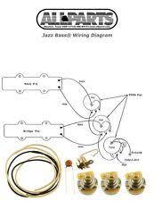 jazz bass pots parts u0026 accessories ebay