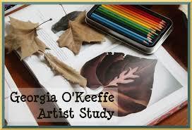 georgia o keeffe coloring pages georgia o u0027keeffe artist study