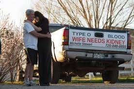 Up Truck Accessories Denver Co Colorado Uses Truck To Help Find Kidney Donor For His