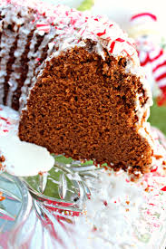 peppermint mocha coffee and bundt cake the complete savorist