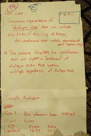 workshop on conversational applications u2014 minutes 18 19 jun 2010