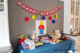 the birthday ideas heidiandfinn modern wears for kids lego party birthday ideas