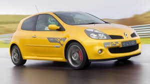 renault sport rs 01 top speed road test renault clio 2 0 16v renaultsport 197 f1 team 3dr 2007