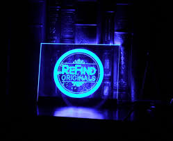 Outdoor Lighted Signs For Business by Handmade Led Lighted Acrylic Signs And Photo Sculptures By