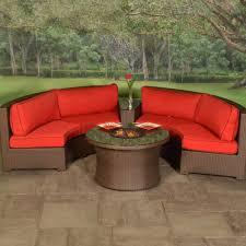Deep Seating Wicker Patio Furniture - wicker furniture palm beach casual furniture continental crescent
