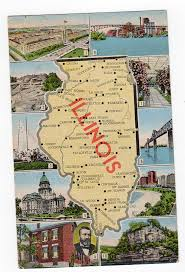 Pennsylvania Gold Prospecting Maps by Product Categories Maps Jackie U0027s Vintage Postcards