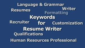 Keywords For Human Resources Resume Professional Resume Writing Services Recruiting U0026 360 Performance