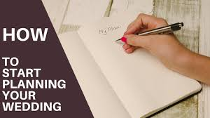 how to start planning a wedding how to start planning your wedding weddr the wedding app