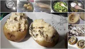 cuisiner l oseille fraiche pommes de terre farcies au haddock et oseille fraiche cuisine de