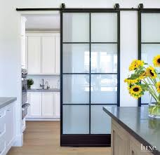 Sliding Kitchen Doors Interior Best 25 Interior Barn Doors Ideas On A Barn