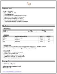 Sample Resume For Freshers Engineers Computer Science by Resume Template Of A Computer Science Engineer Fresher With Great