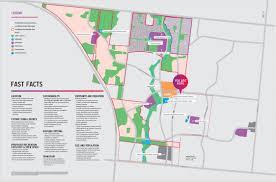 Aurora Map Aurora Estate Ifig Australia