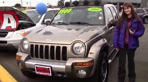 03 jeep liberty renegade 2003 jeep liberty renegade stock 96178 at sunset cars of auburn