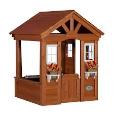 backyard discovery columbus all cedar playhouse 55036com the